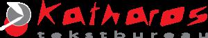 Logo retina tekstbureau Katharos