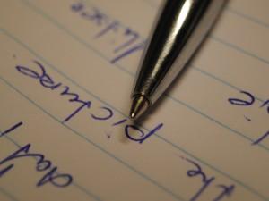 Wie schrijft, onthoudt beter!